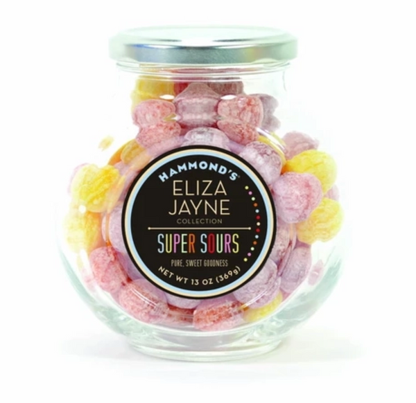 Eliza Jayne Natural Super Sours