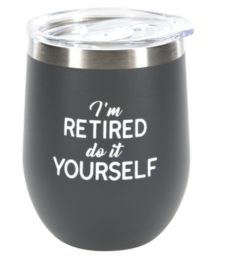 Tumblers for Retirees
