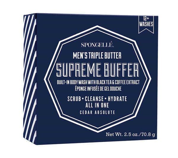 Men Supreme Buffer (Cedar Absolute)