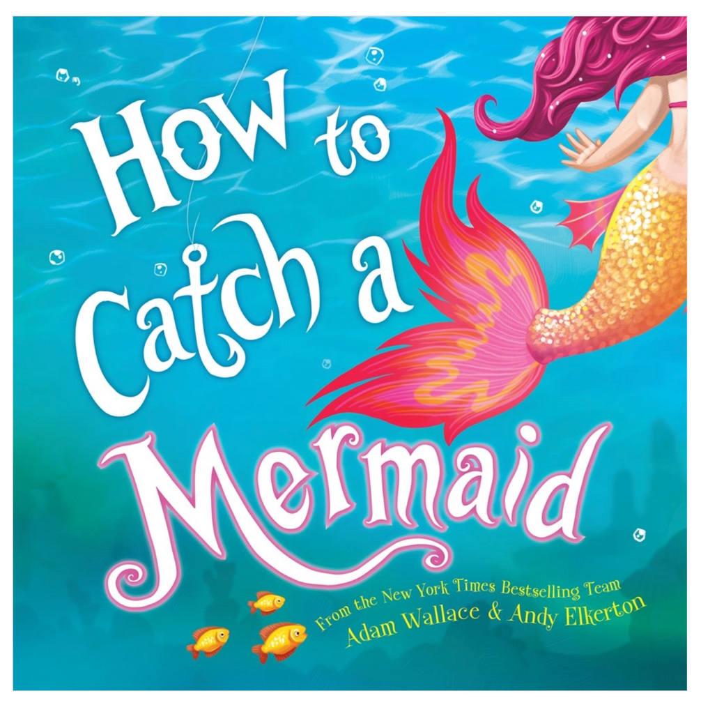 How To a Mermaid, Book