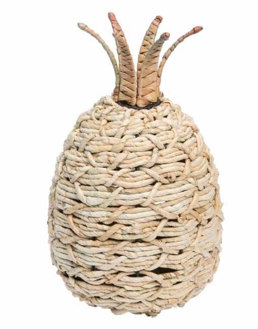 Cream Spring Rope Pineapple