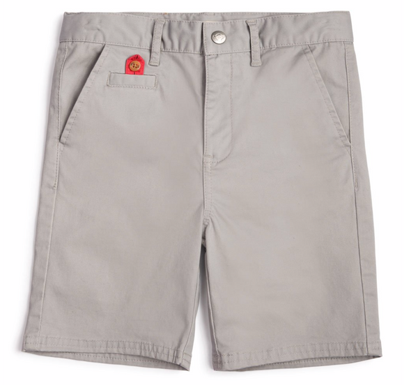 Harbor Shorts - Grey