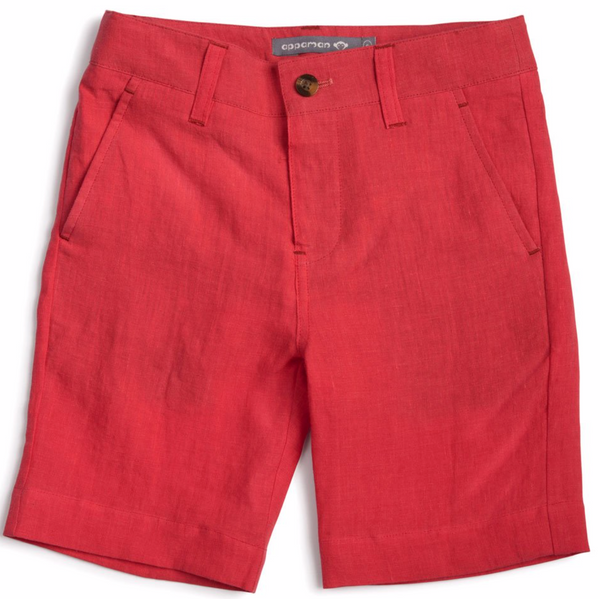 Appaman Boys Trouser Shorts -Poppy