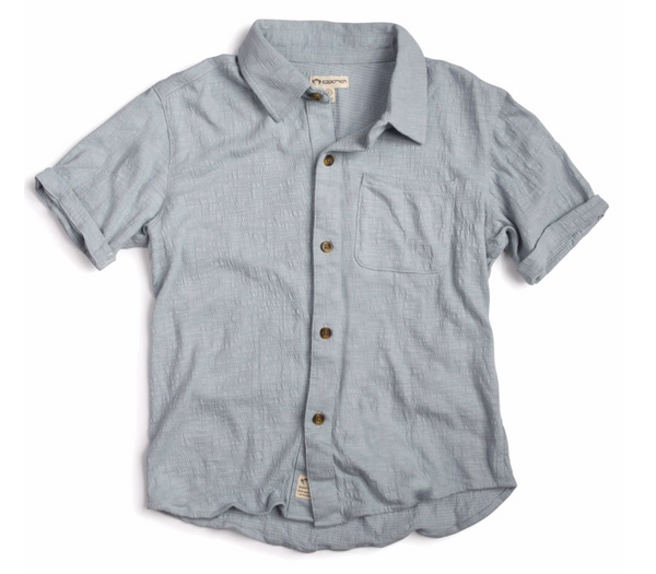 Appaman Beach Shirt Boys - Light Blue