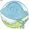 Bonnet Sunhat with Ties - 4 Colors