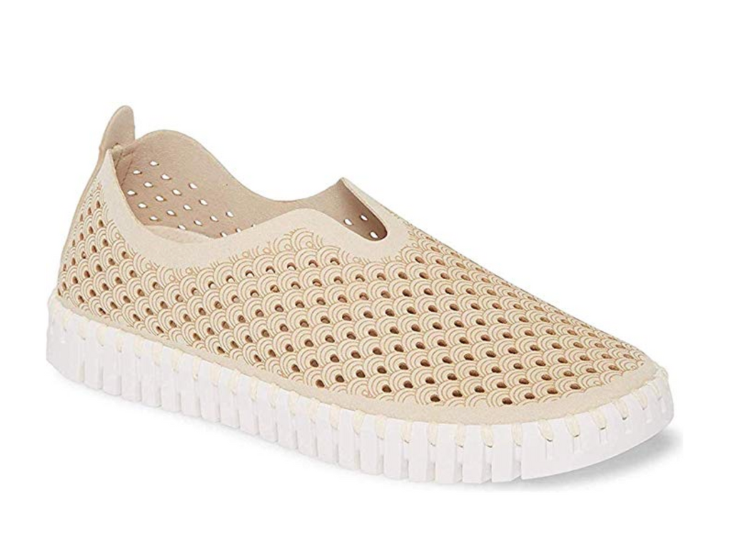 Kit Tulip 139 Perforated Slip-On Sneaker