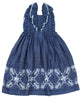 Butterfly Embroidered Dress- Kids Clothes
