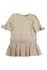 Beatrice Seersucker Drop Waist Dress- Kids Clothes