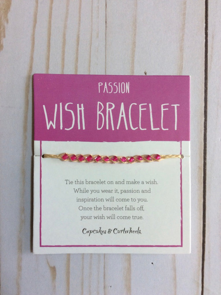 Wish Bracelet - Makes Your Wishes Come True!