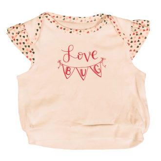 Love Bug Tee- Kids- New Arrival