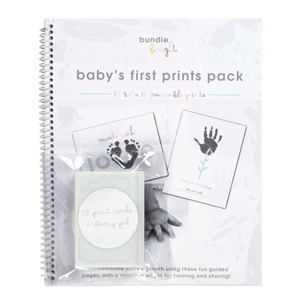 Baby's First Prints Pack