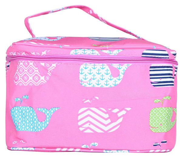Soft Case Cosmetic Bag - 4 Styles