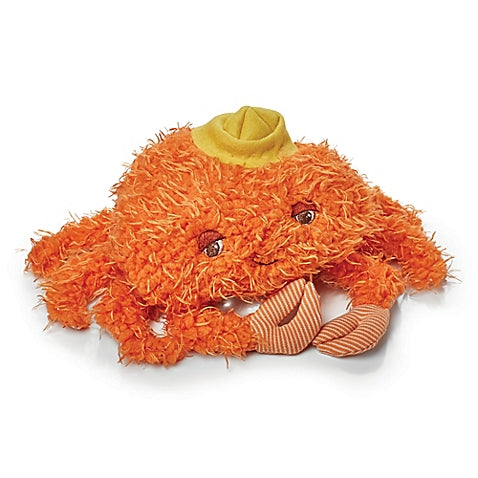 Precious Crabby Plush for Baby - Bubbles Gift Shoppe