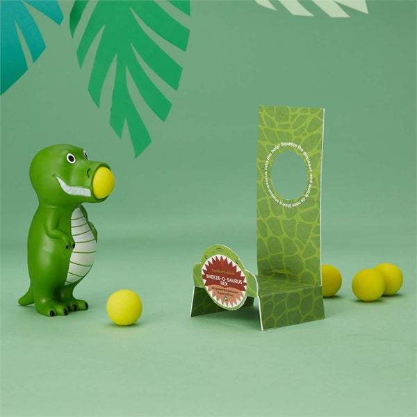 Dinosaur Foam Ball Toy in Gift Box-Kids - Bubbles Gift Shoppe
