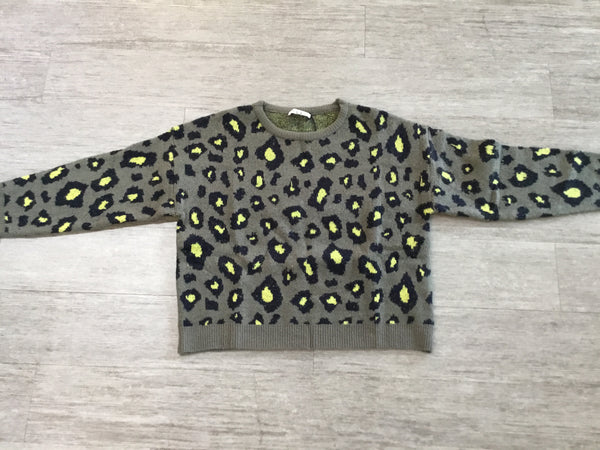 THML Leopard Sweater