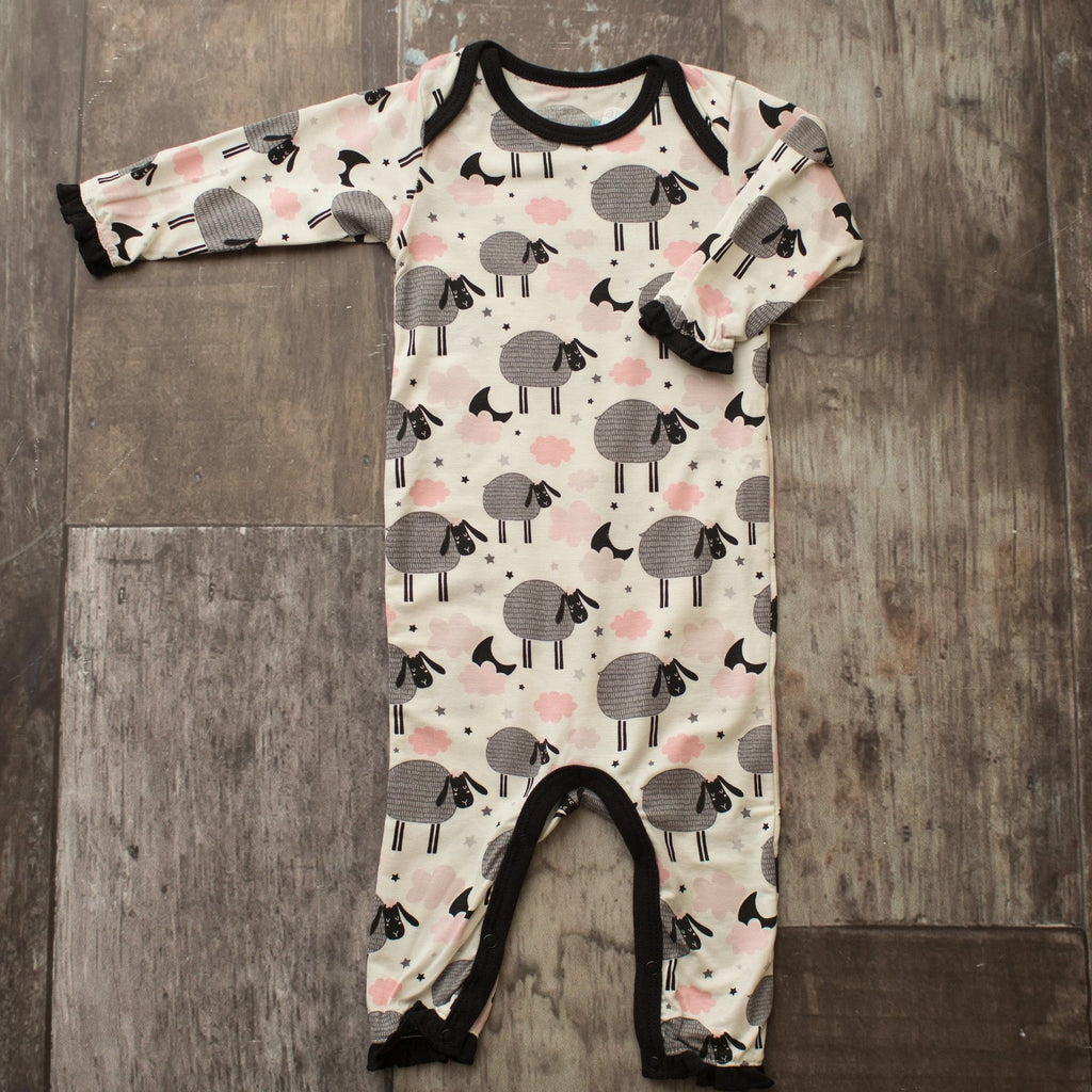 Bestaroo Pink Sheep Coverall