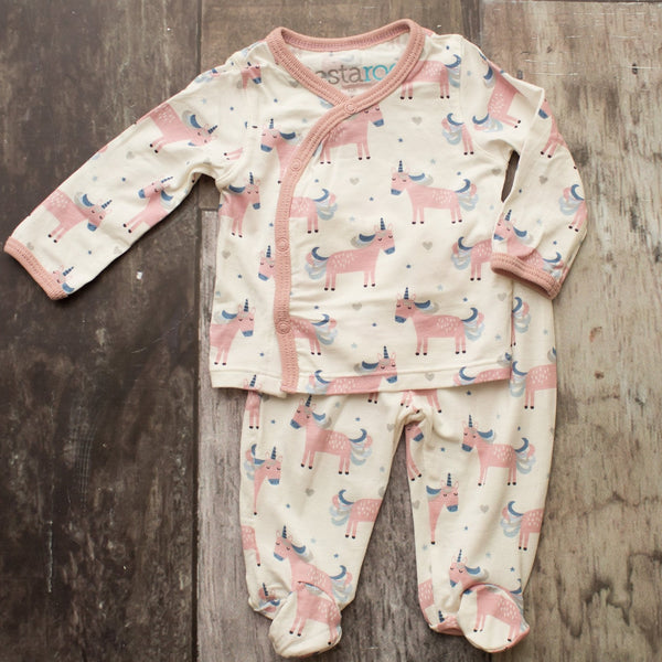 Bestaroo Unicorn Love Infant Set