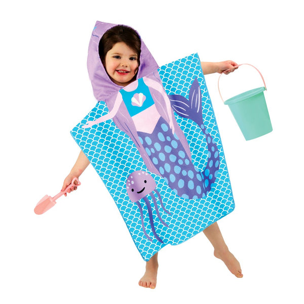 Fun in the Sun Hooded Towels for Kids- many styles