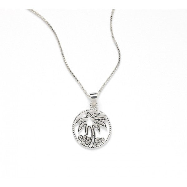 Southern Gates Palm Tree Pendant