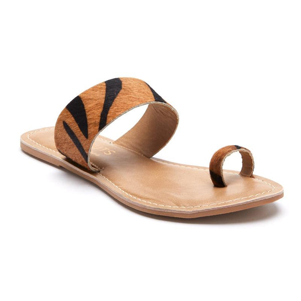 Riva Tiger Slide Sandals