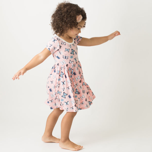 Bestaroo Butterfly Toddler Dress