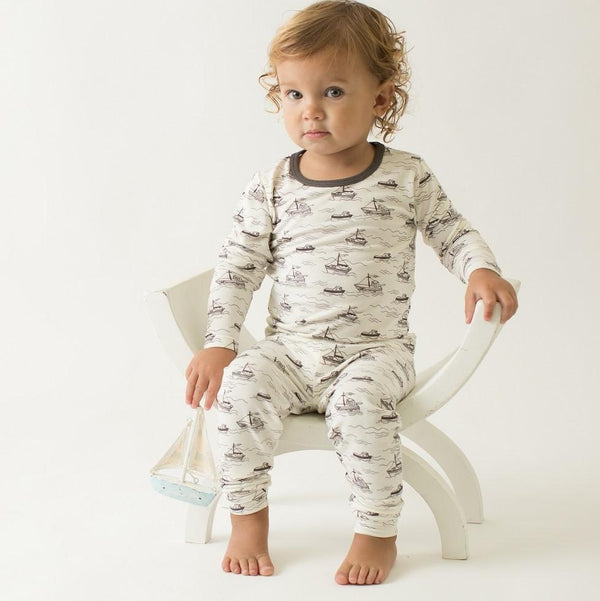 Bestaroo Sailboat Pajama Set