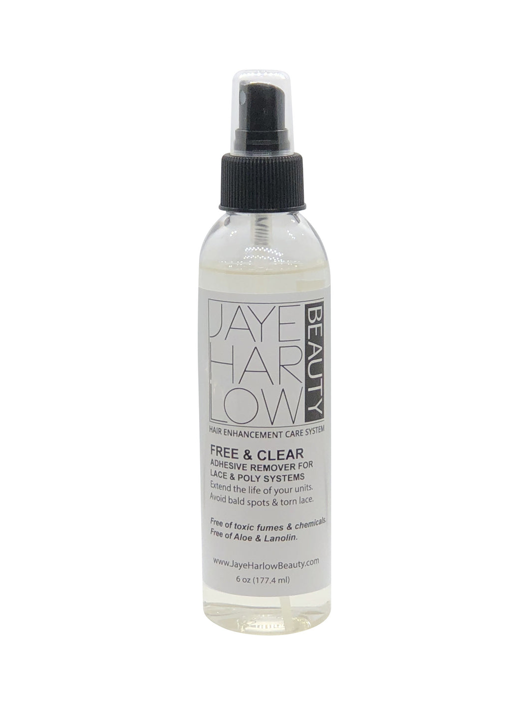 Free & Clear -Adhesive Remover For Wigs