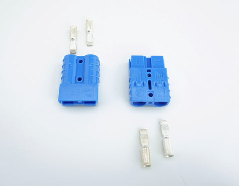 Dual Pole Anderson Connector Set
