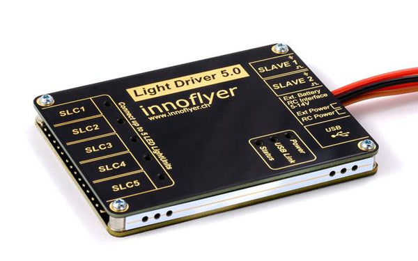 Innoflyer Light control Light Driver 5.0