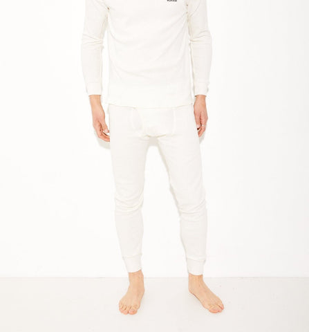 Natural Hemp Long Johns