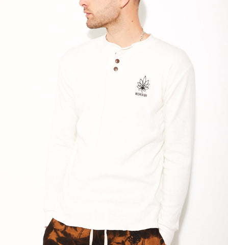 Leaf Hemp Henley