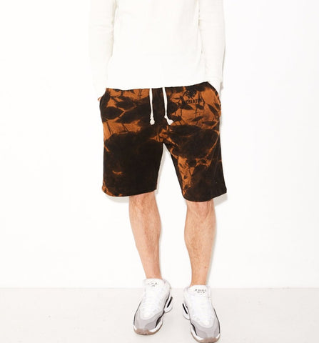 Leaf Hemp Sweatshorts