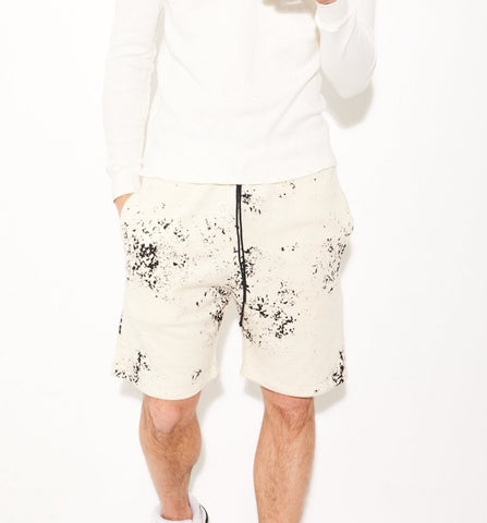 Natural Hemp Sweatshorts