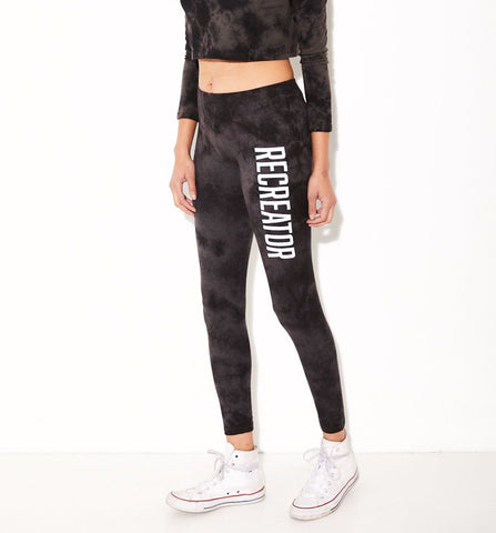 Women's Wordmark Hemp Leggings