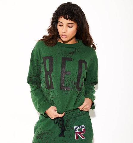 UX REC Hemp Sweatshirt