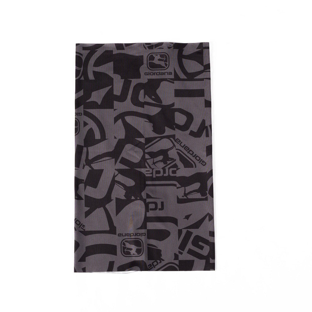 Neck Gaiter, Thermal - Black - Giordana Cycling