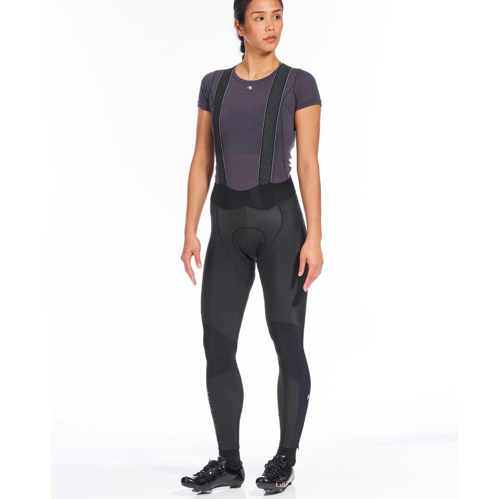 FR-C Pro Women's Thermal Bib Tight - Zippered Ankle - Giordana Cycling