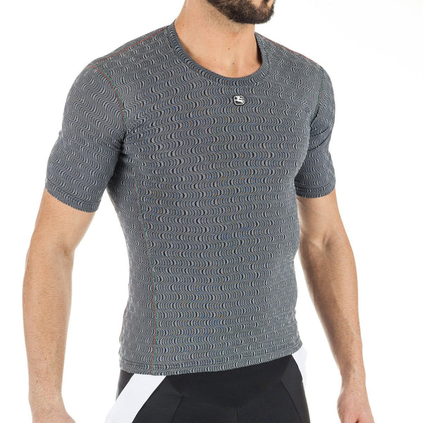 Men's Short Sleeve Ceramic Base Layer
