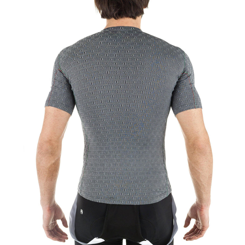 Men's Short Sleeve Ceramic Base Layer - Giordana Cycling