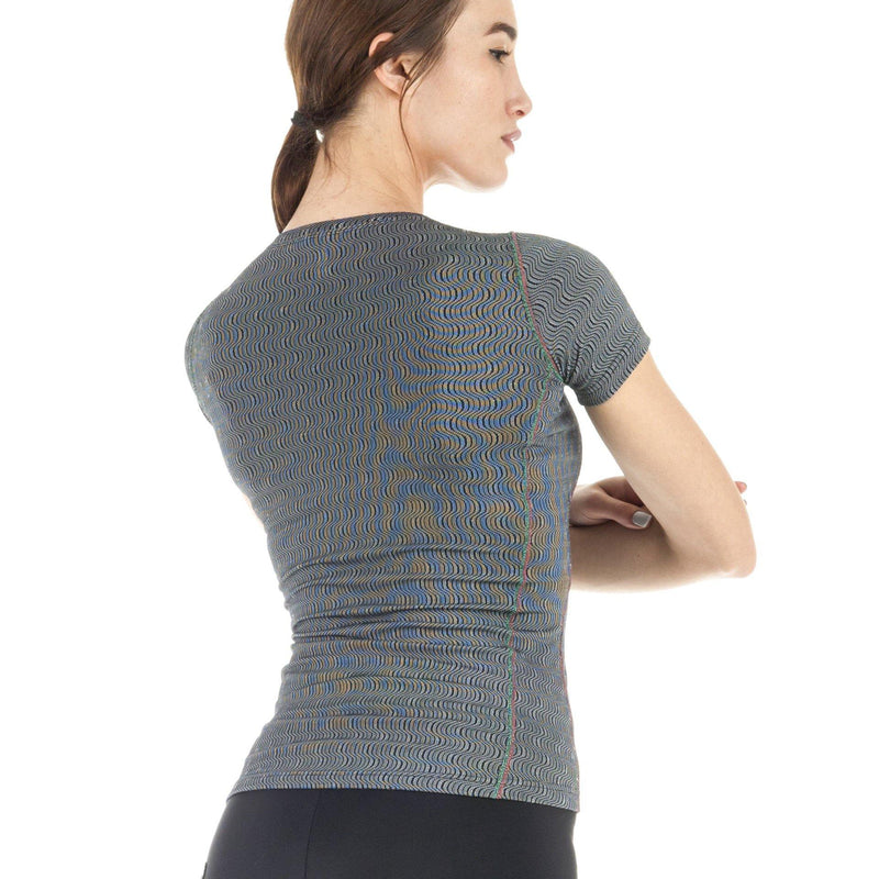 Women's Short Sleeve Ceramic Base Layer - Giordana Cycling