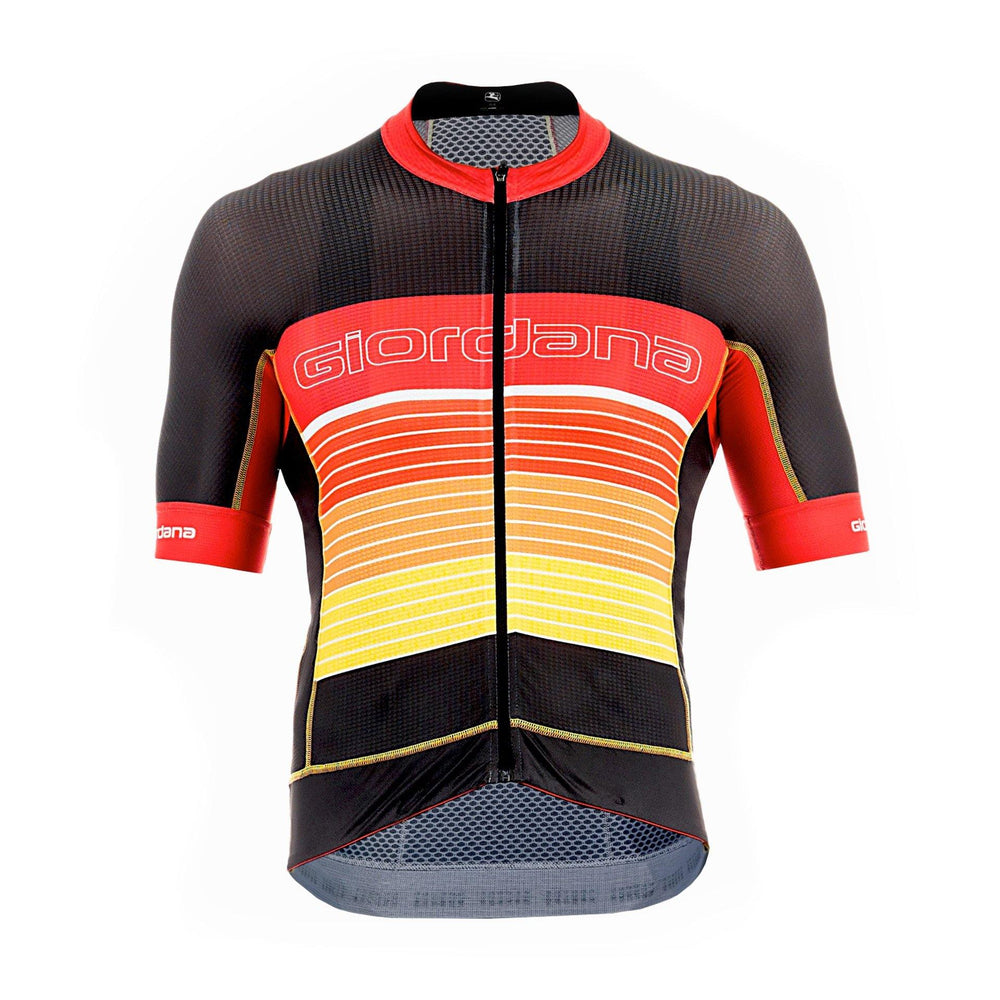 "Moda ""Get In Line"" FR-C Pro Short Sleeve Jersey - Giordana Cycling"