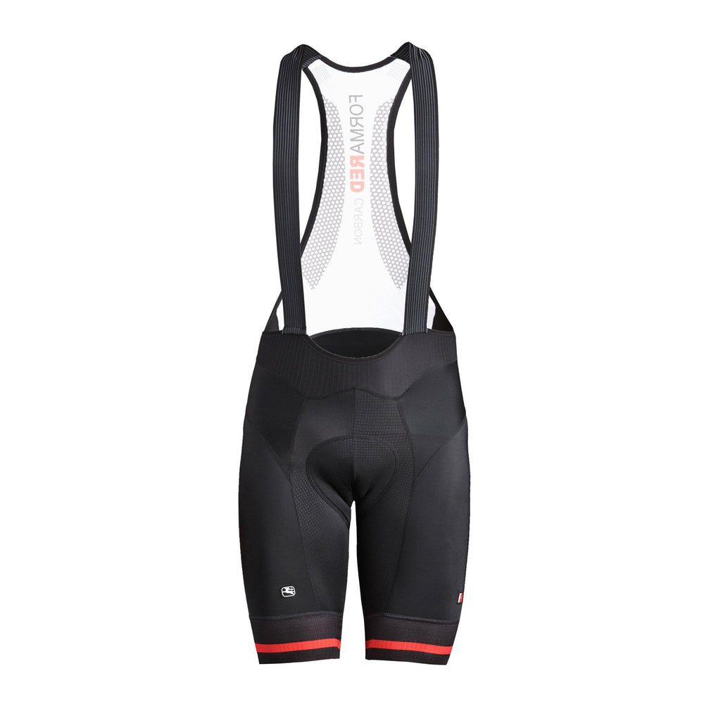 FR-C Pro Bib Short Black/Red
