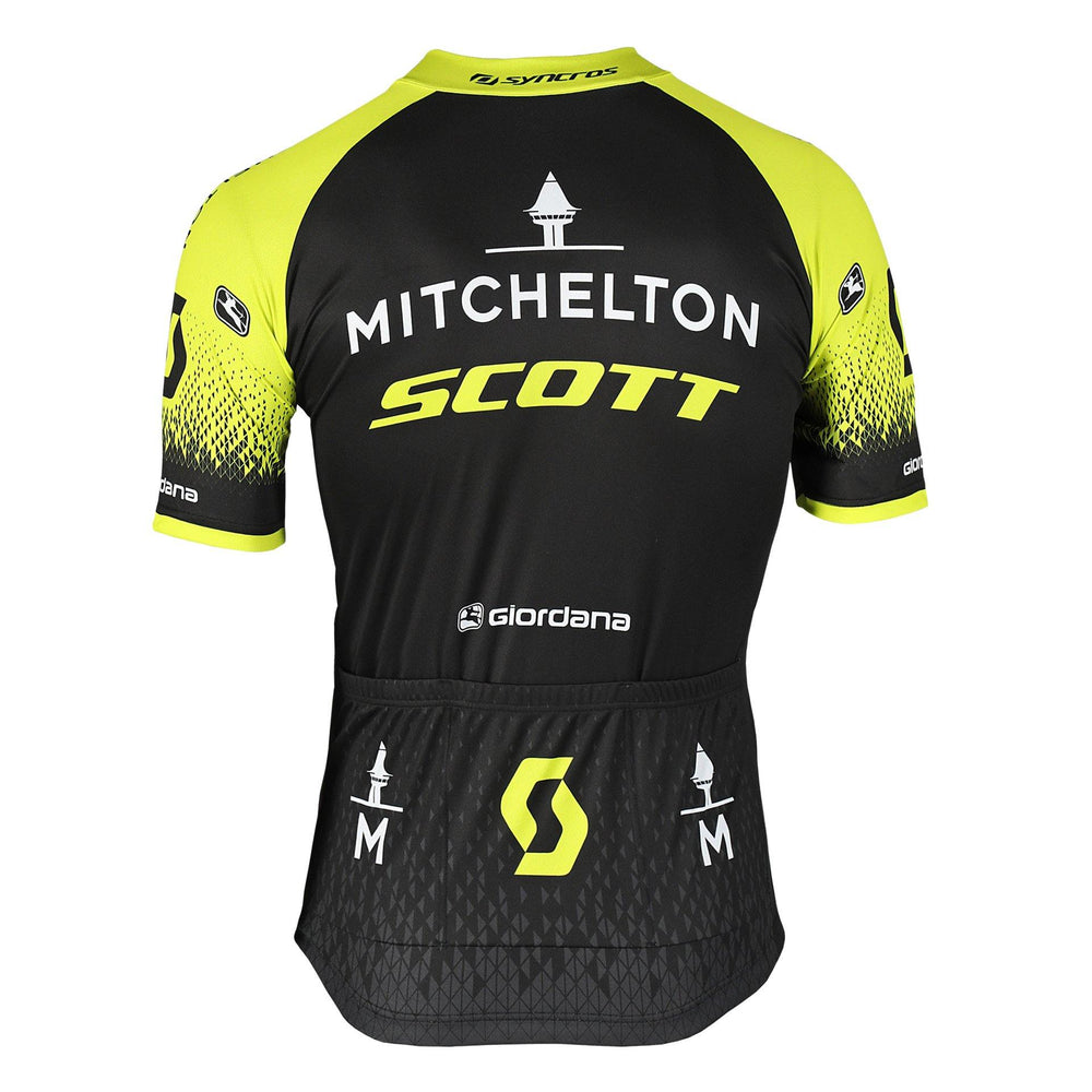 Mitchelton-Scott Vero Pro Short Sleeve Jersey - Giordana Cycling