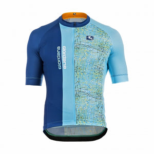 "Load image into Gallery viewer, Pegoretti ""Confetti"" Tenax Pro Short Sleeve Jersey - Giordana Cycling"