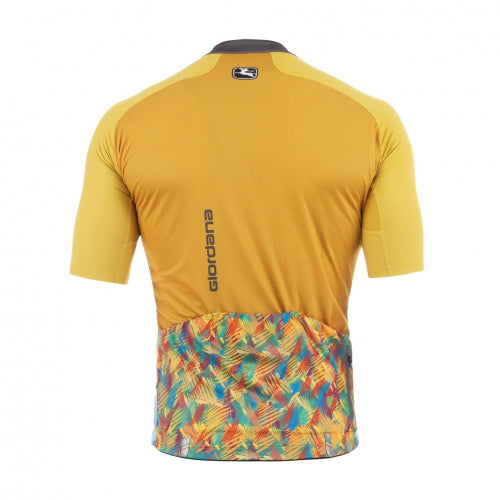 "Pegoretti ""Marmo"" Scatto Pro Short Sleeve Jersey - Giordana Cycling"