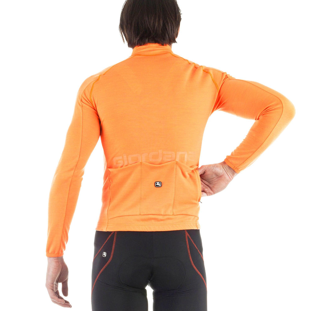Men's Sosta Merino Long Sleeve Jersey - Giordana Cycling