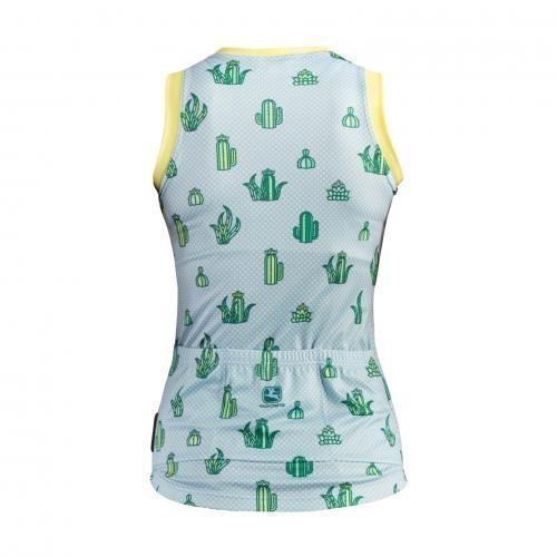 "Arts ""Cacti"" Women's Tank - Giordana Cycling"