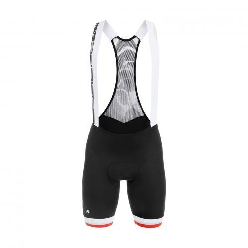 SilverLine Bib Short Red
