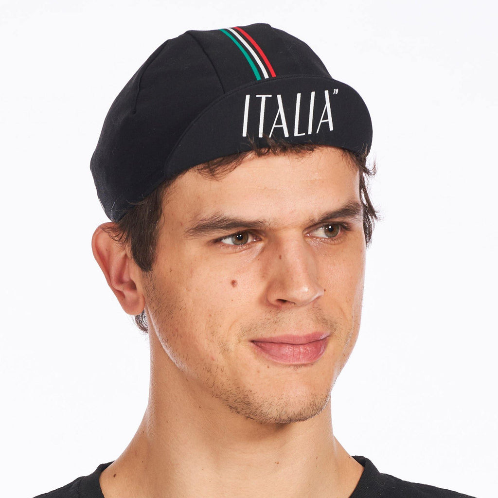 Giordana x Knowlita Italia Smiley Cotton Cap - Giordana Cycling