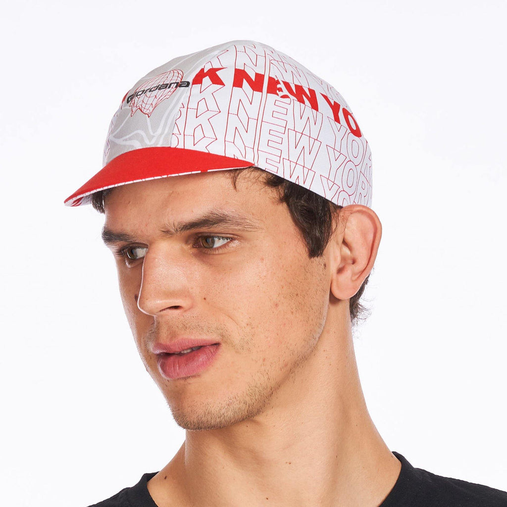 Giordana x Knowlita NEW YORK OR NOWHERE® Cotton Cap - Giordana Cycling